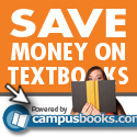 Save money on Textbook